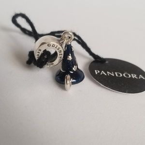 Pandora Jewelry - Disney Park Exclusive Mickey's Sorcerer Hat Dangle